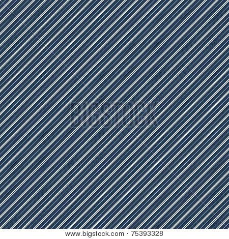 Elegant vector seamless pattern. Retro blue, white colors