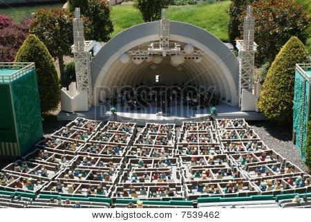 Hollywood Bowl - Legoland