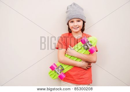 Little Skater Boy.