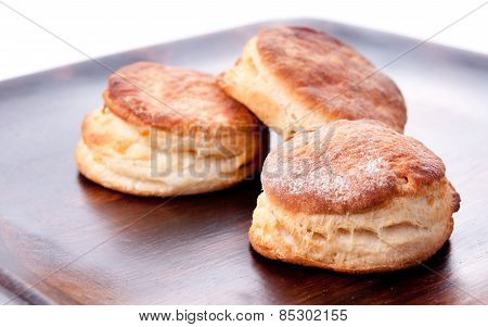 Home Made Buttermilk Biscuits