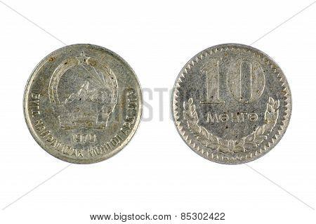 Coin Mongolia