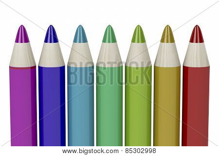 Colorful Eye Pencils
