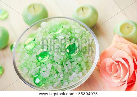 Salt Bath Wellness Session