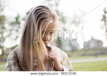 Lonely Little Girl