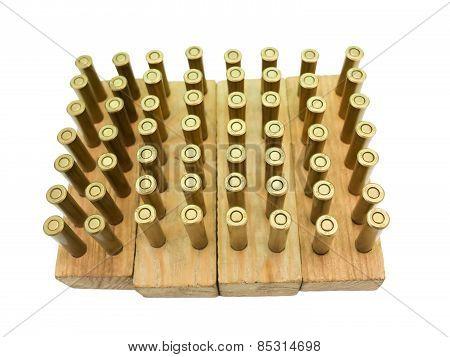 Revolver Cartridges