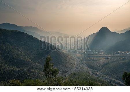 Hindukush Range Pakistan