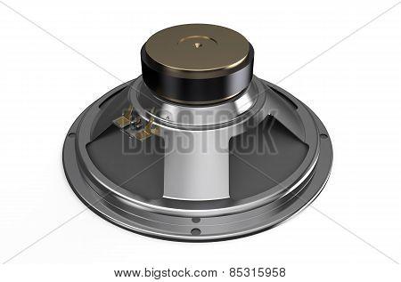 Sound Speaker Back Side