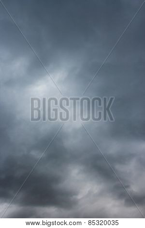 Rainy Clouds background