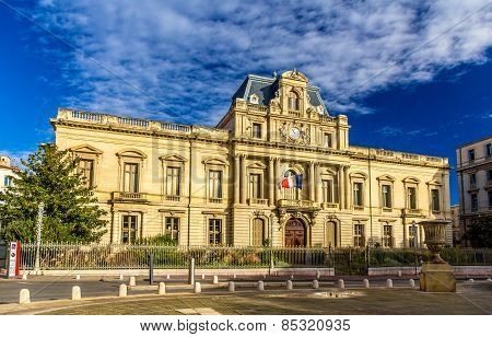 Prefecture De L'herault In Montpellier, France