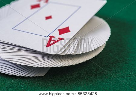 Twisted Deck Of Cards