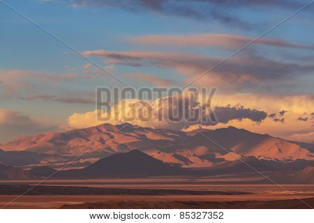 Landscapes of Northern Argentina