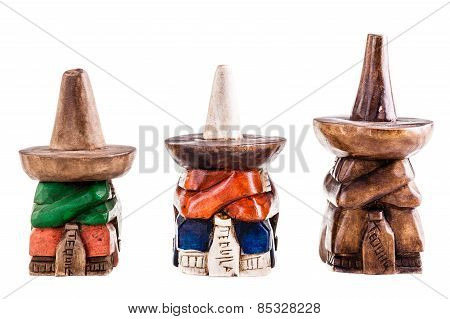 Mexican Siesta Guy Statuette Collection