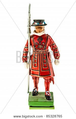 Beefeater Statuette