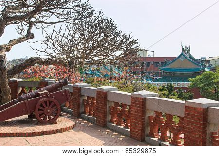 Fort Provintia In Tainan