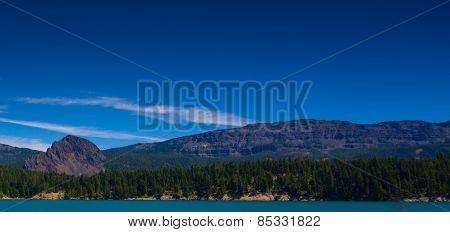 Washington state lake