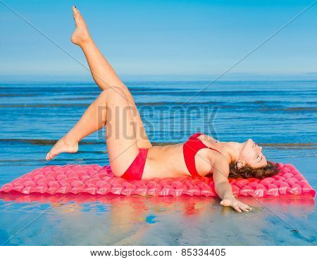 Pleasure Mattress Woman