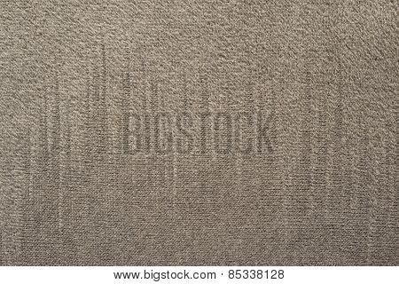 Textile Texture Of Beige Color
