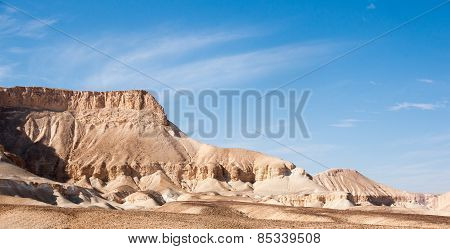 Travel In Negev Desert, Israel