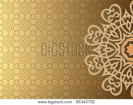 Arab style Background