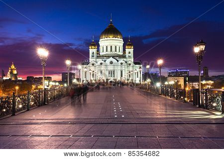 Orthodox Cathedral of Christ the Savior, Russia
