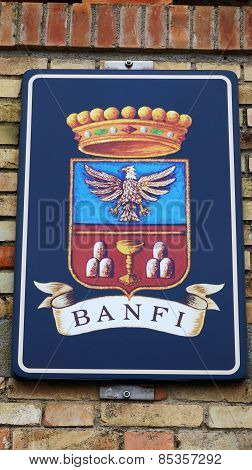 Logo Of Castillo Banfi