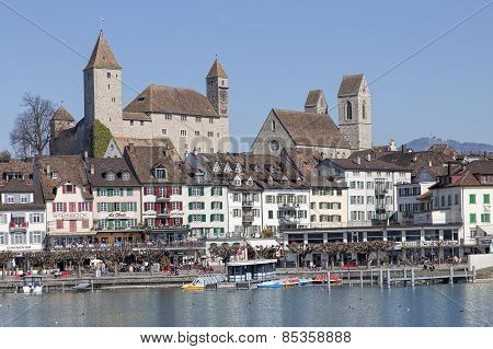 Rapperswil Cityscape