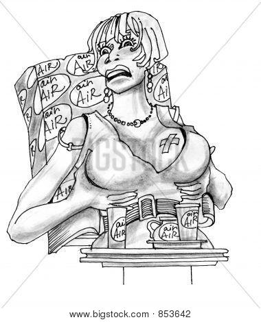 defectiv breast