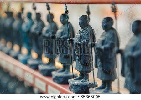 Kobo-Daishi Statue
