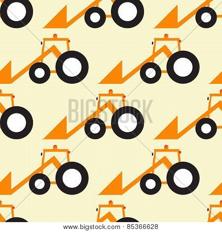 Funny Tractor Pattern