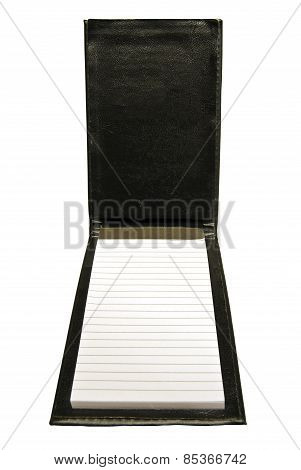 Abstract Small Blank Notepad