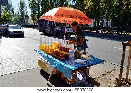 Items For Honey And Apple Spas (orthodox Holiday), Kiev