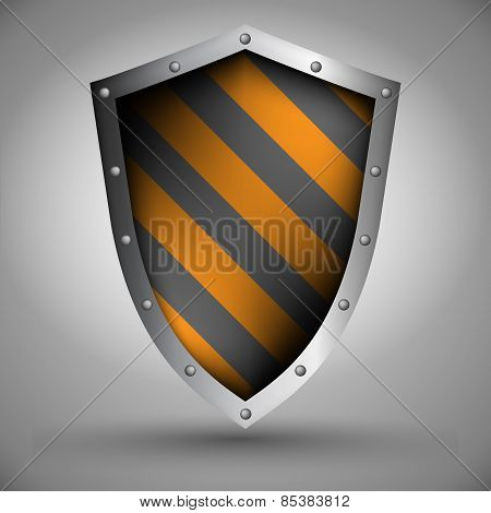Ornamental Shield