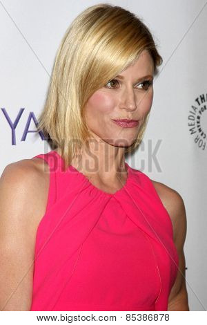 LOS ANGELES - MAR 14:  Julie Bowen at the PaleyFEST LA 2015 -