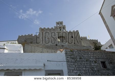 Monatery of St John in Patmos