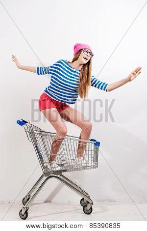 Extreme Shopping.