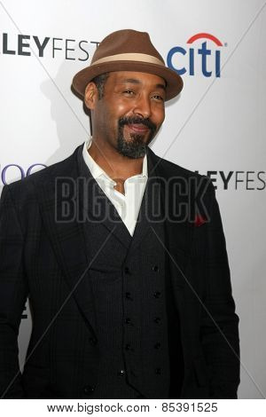 LOS ANGELES - MAR 14:  Jesse L. Martin at the PaleyFEST LA 2015 -