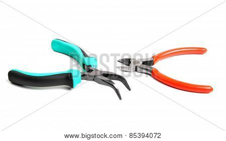 Needle-nose Pliers And Cutters