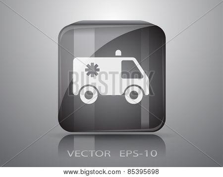 icon of ambulance