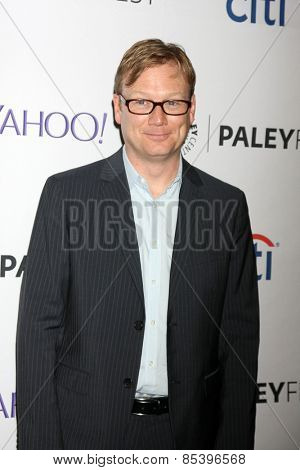 LOS ANGELES - MAR 14:  Andy Daly at the PaleyFEST LA 2015 -