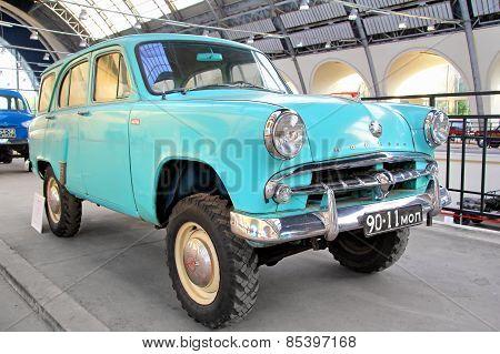 Moskvitch 411