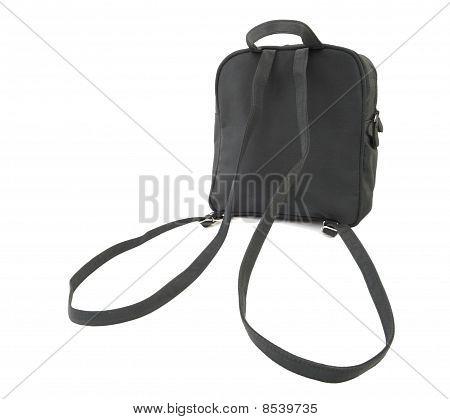 Female Bagpack | Isolated