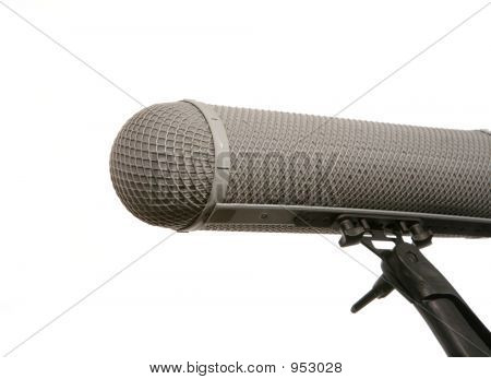 Professional Mic In Windshield