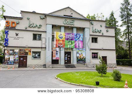 Cinema Named Sokol In Zakopane