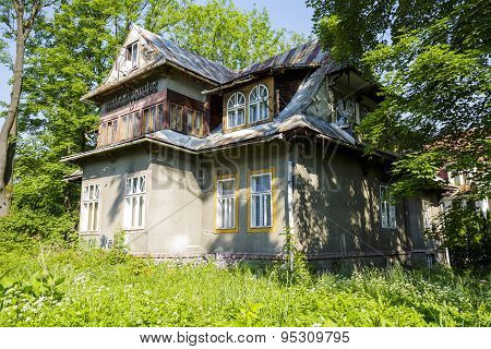 Villa In City Of Zakopane, Poland