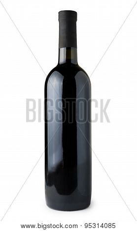Bottle Of Red Wine