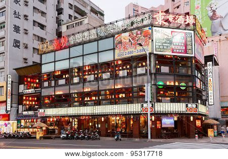 Traditional Taiwanese restaurant