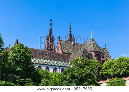 Basel Minster Cathedral