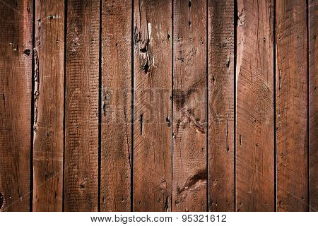 western style brown wood background