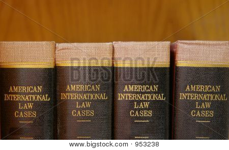 American Law Books