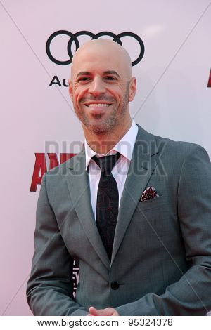 vLOS ANGELES - JUN 29:  Chris Daughtry at the